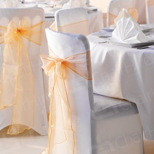 5 Wonderful Ways to Wow with Chair Ribbons
