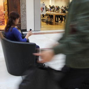 Emergency Shopping Centre Seating - Our Tub Chairs To The Rescue!