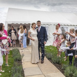 5 Reasons To Choose A Marquee Wedding