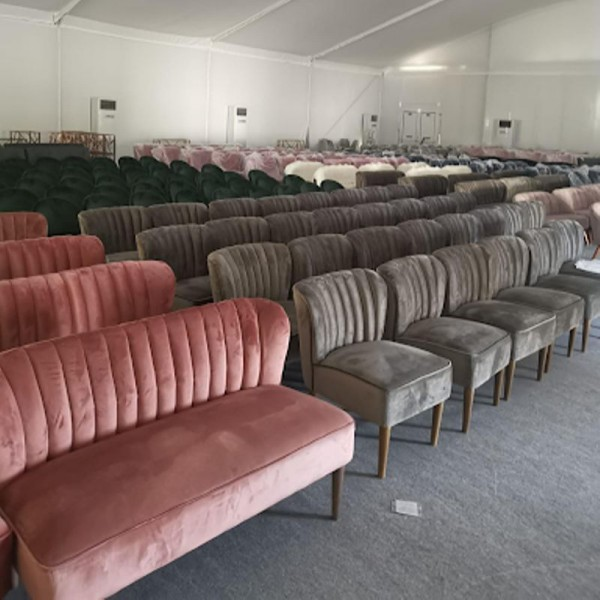 Using Sofas for Perfect Seating Areas at Your Event