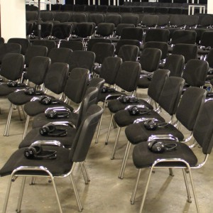 Chair Hire - For Those Unexpected Events!