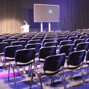 https://chairhire.co.uk/Conferences - Be Prepared