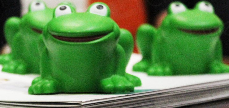 Kermit To Quirkiness?