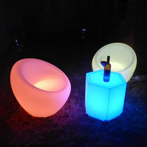 LED Furniture Hire