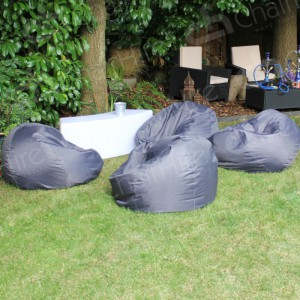 Rent bean bags from Chair Hire today for delivery tomorrow!