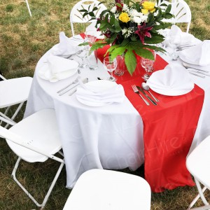 No matter how many wedding guests you have attending - we have plenty of chairs and furniture in stock.