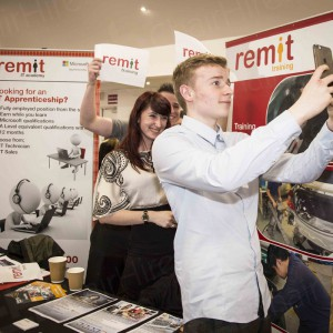 Fun with Remit. Looking for an IT Apprenticeship?