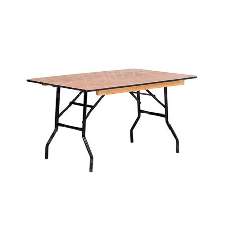 Main Image of 1220mm Rectangular Trestle Table