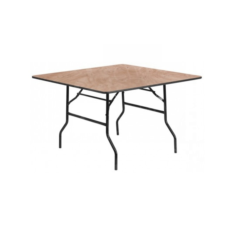 4ft square trestle table for 4ft sofa table