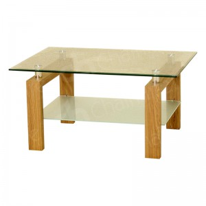 Adina Oak Coffee Table