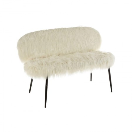 Main Image of Alaska Faux Fur Sofa