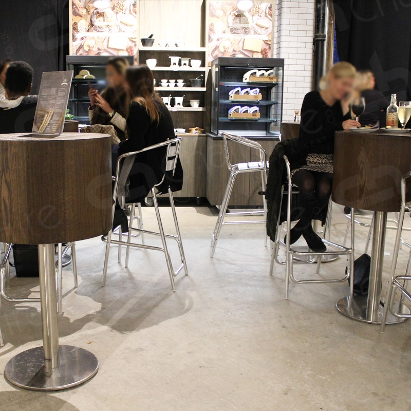 Bar stool hire london hire aluminium and metal stools in for Furniture hire london