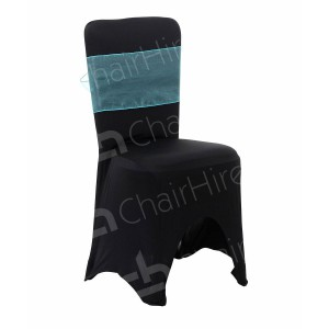 Banqueting Chair with Black Cover