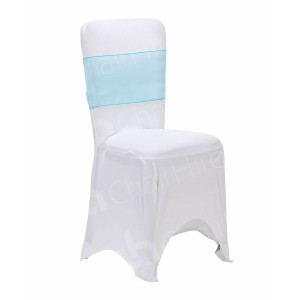 Banqueting Chair with White Cover