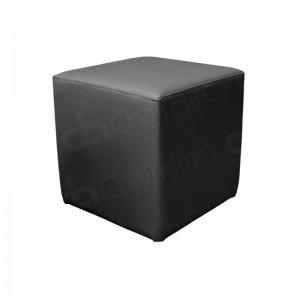 Black Cube Seat