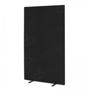 Black Freestanding Pinboard 1000w x 1800h
