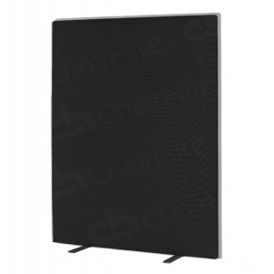 Black Freestanding Pinboard