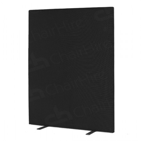 Black Freestanding Screen Hire London Hire Room Partition in London