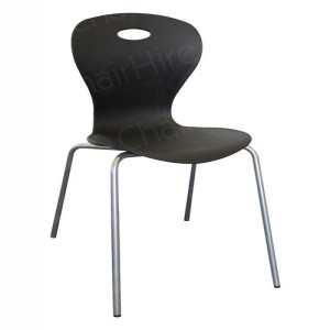 Black Keeler Chair