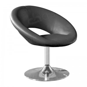 Black Leisure Chair