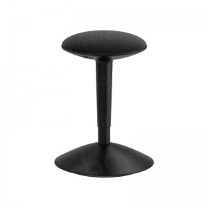 Black Pin Stool