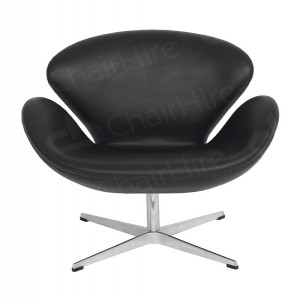 Black Swan Style Chair
