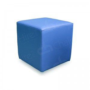 Blue Cube Seat