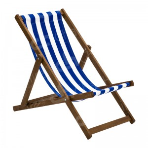Blue Deck Chair