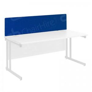 Desk Partition Screen 1600 x 400mm