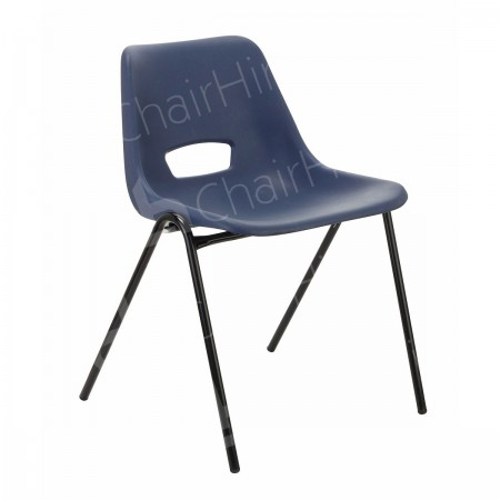Main Image of Blue Polyprop Chair