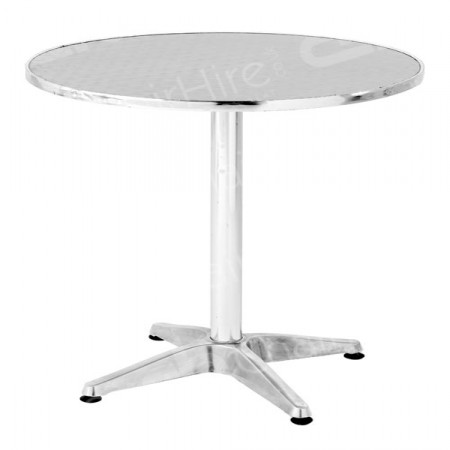 Main Image of Chrome Bistro Table