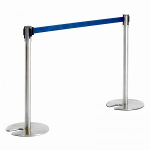 Blue Stretch Barrier