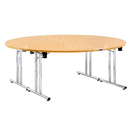 Main Image of Circular Meeting Room Table (1600mm)