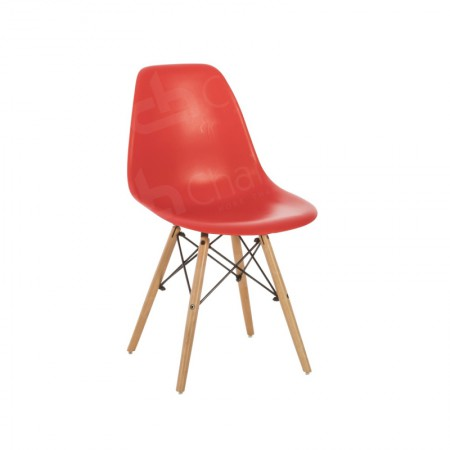 Main Image of Red Esme Chair