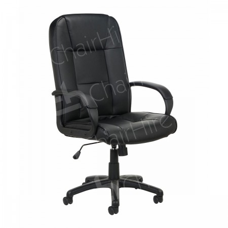 Main Image of Leather Executive Chair