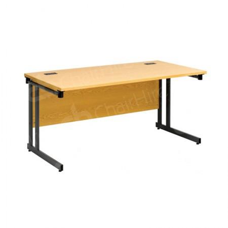 Main Image of 1200mm Folding Leg Straight Desk