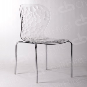 Ghost Bubble Chair