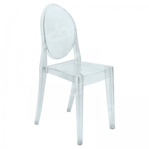 Ghost Victoria Chair