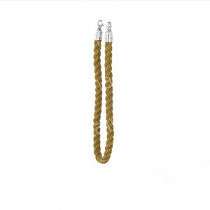 Gold Rope Barrier System (Rope)