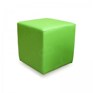 Green Cube Seat