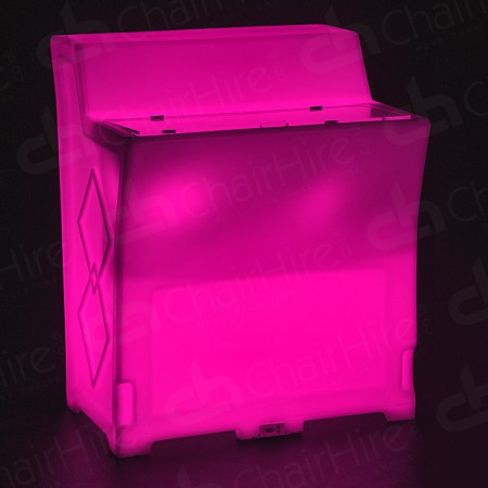 Main Image of LED Colour-Changing Bar Straight with Ice Chest