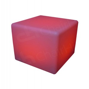 LED Colour-Changing Cube