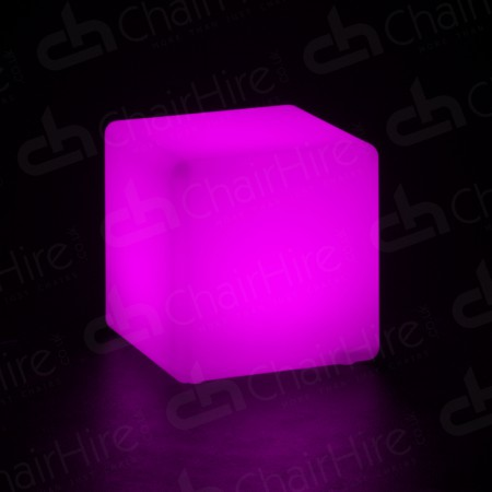 Main Image of LED Colour-Changing Cube