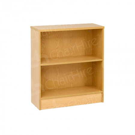 Main Image of Wooden Bookcase with 1 Shelf