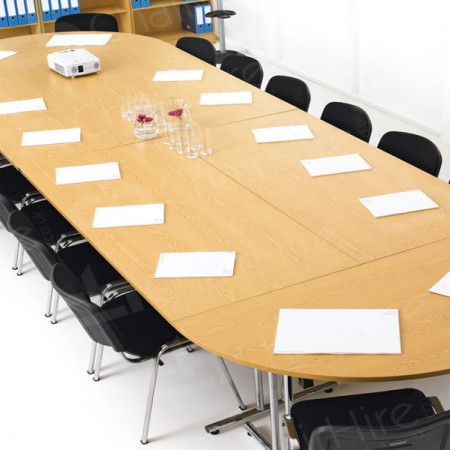 Main Image of Large Sized Meeting Table