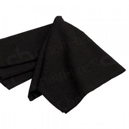 Main Image of Napkin - Black