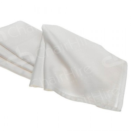 Additional Image #1 of Napkin - White