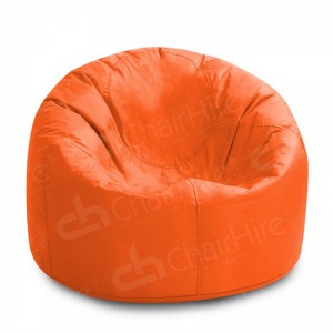 Orange Bean Bag XL
