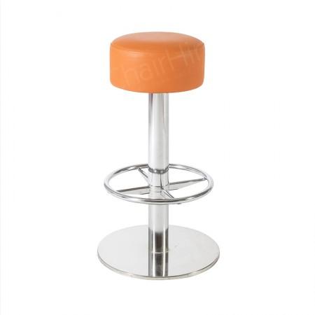 Main Image of Lotus Stool Orange