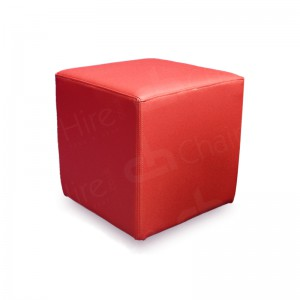 Red Cube Seat